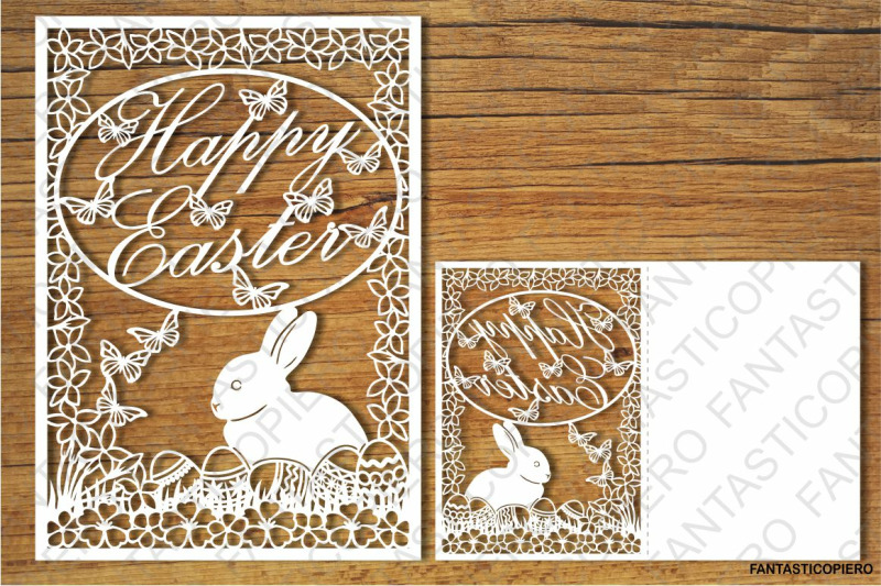 Happy Easter Svg Files For Silhouette Cameo And Cricut By