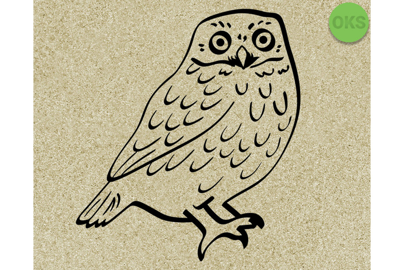 Owl Svg Svg Files Vector Clipart Cricut Download By