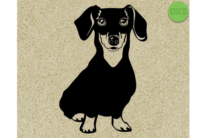 Dachshund Svg Svg Files Vector Clipart Cricut Download By