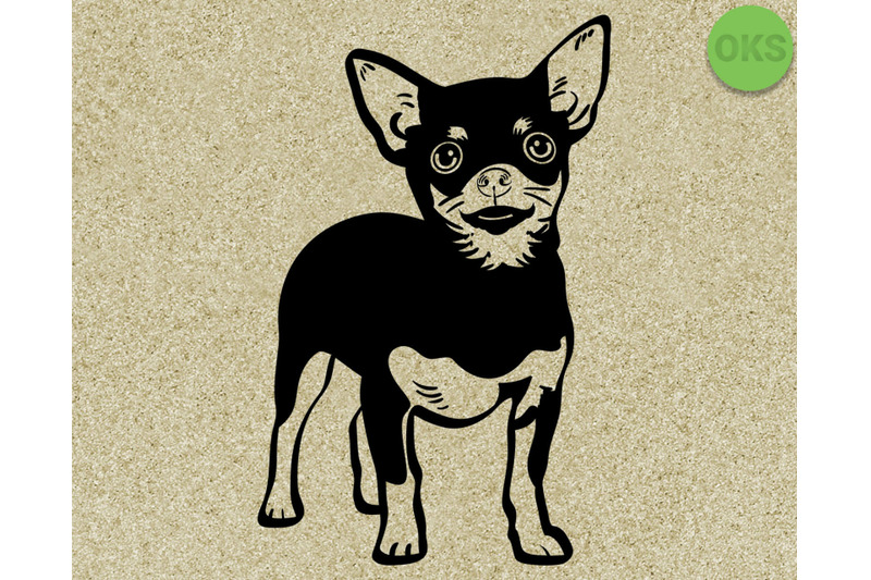 27 Free Chihuahua Svg File Background