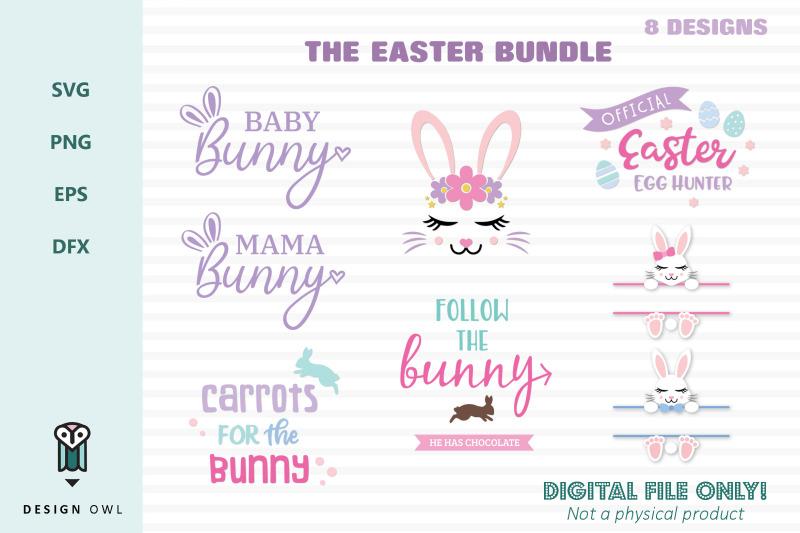The Easter Bundle Svg Cut File Bundle By Design Owl