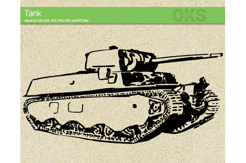Tank Svg Svg Files Vector Clipart Cricut Download By