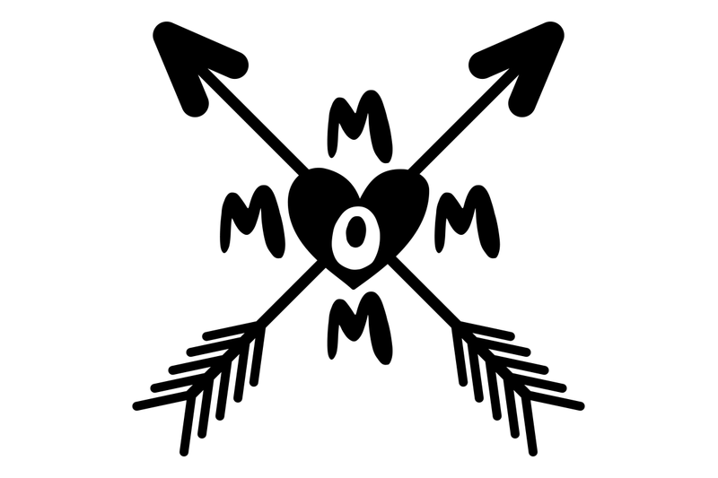 Mom Love Svg Mother S Day Svg Design By Pathfinder