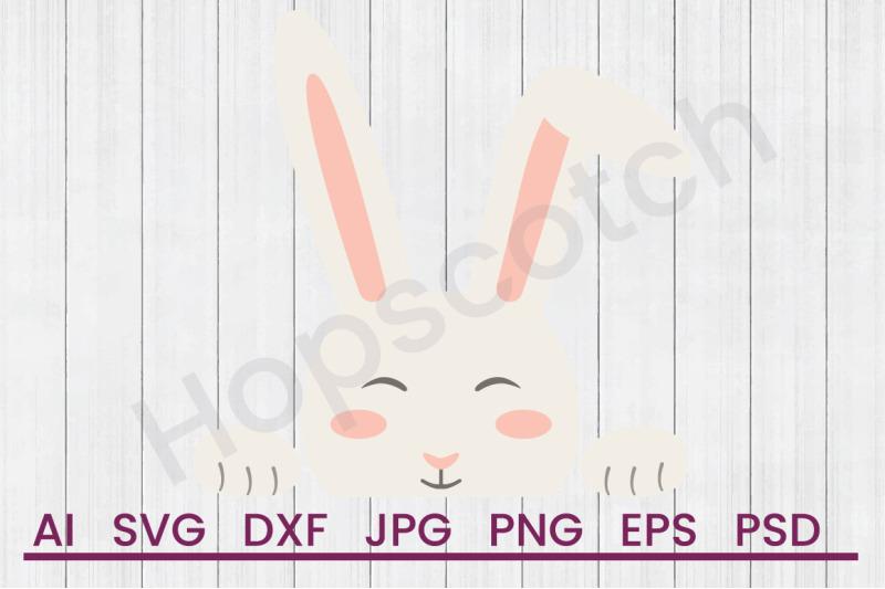 Bunny Pocket Topper Svg File Dxf File By Hopscotch Designs