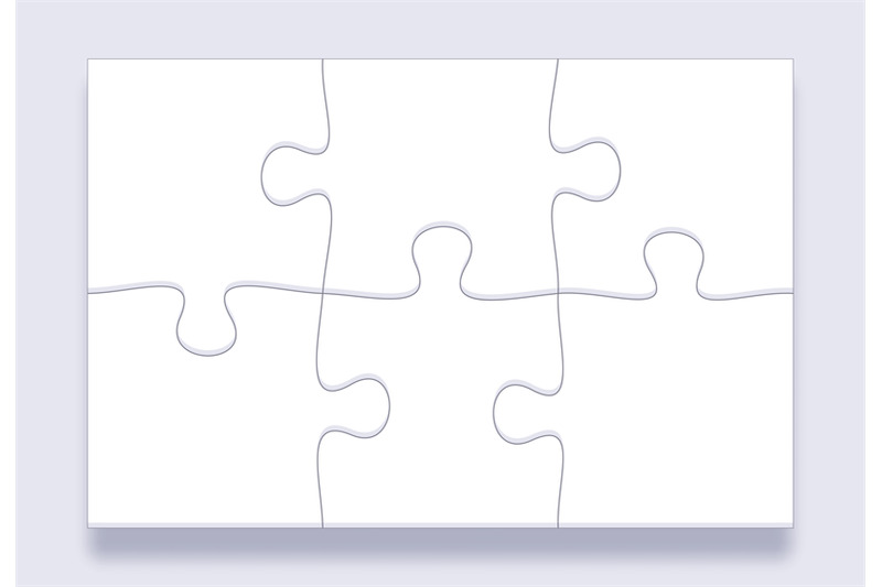 Jigsaw Tiles Puzzles Grid Jigsaws Details And Connected Puzzle
