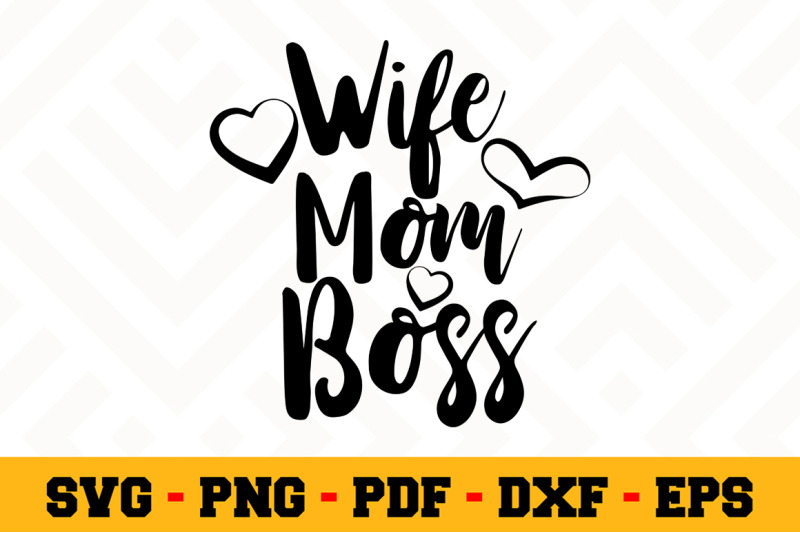 Wifi Mom Boss Svg Boss Lady Svg Cut File N041 By Svgartsy