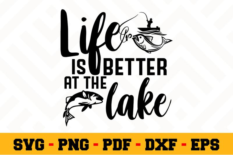 Download Svg Fishing Life