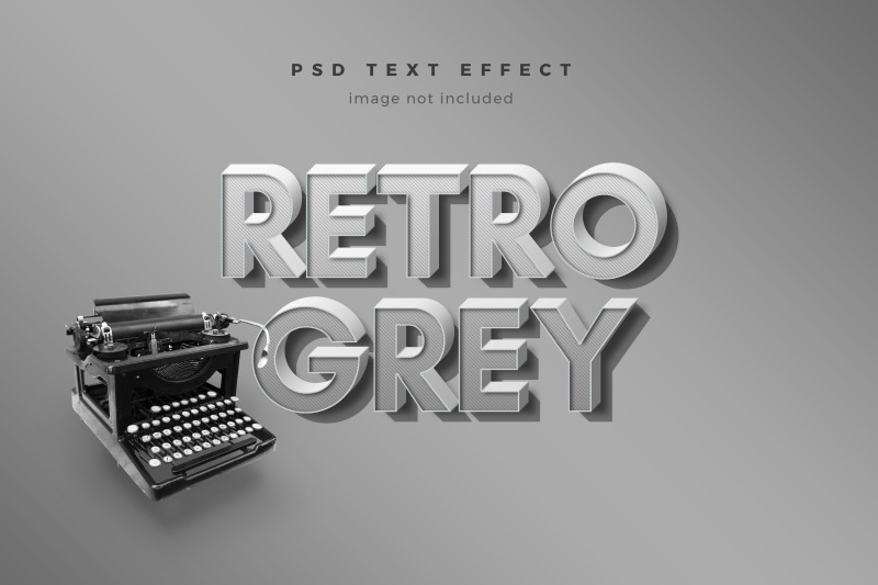Download 3d Text Effect Mockup Psd Yellowimages
