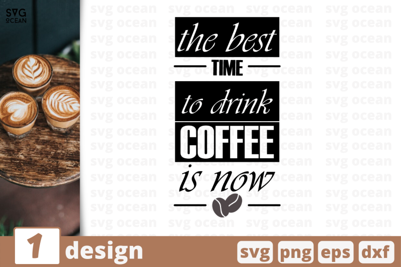 1 Time To Drink Coffee Svg Bundle Quotes Cricut Svg By Svgocean