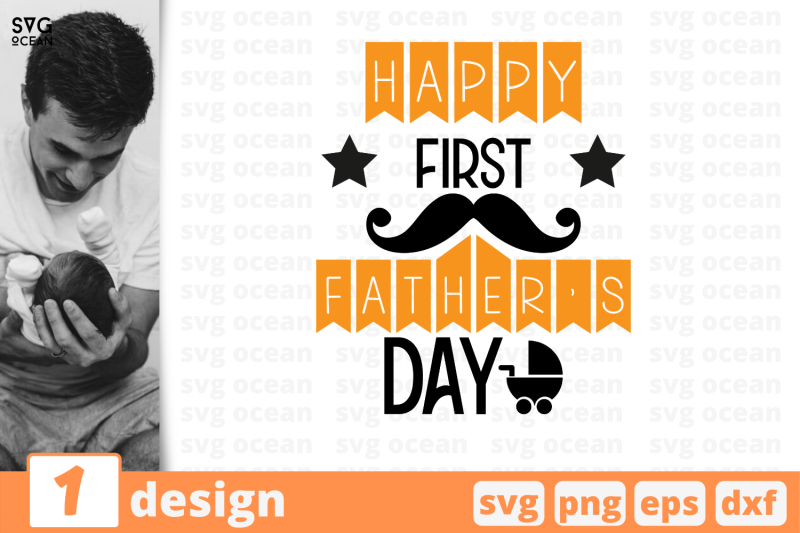 1 Happy First Fathers Day Svg Bundle Father S Day Quotes Cricut