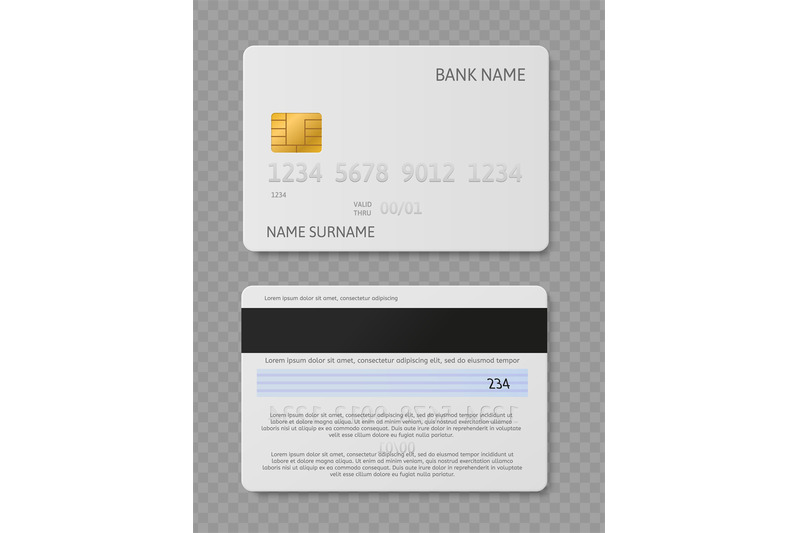 Download Bank Card Mockup Free Yellowimages