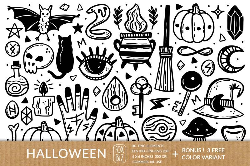 Download Happy Halloween Clip Art Svg Svg File Download Free And Premium Svg Cut Images