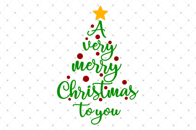 Free Christmas Tree SVG files Crafter File , All Free SVG