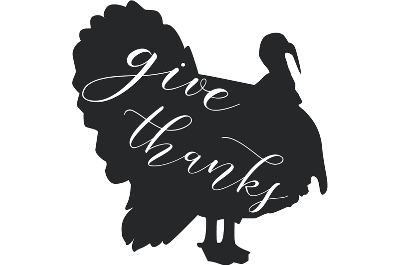Free Give Thanks Turkey Svg Crafter File All Free Svg Cut Quotes Files