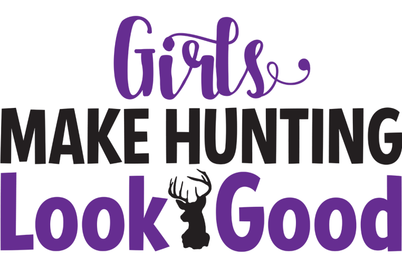 Free Girls Make Hunting Look Good Svg 55 Free Svg Animated Icons