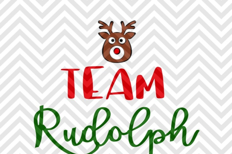 Free Team Rudolph Christmas Svg And Dxf Cut File Png Download File Cricut Silhouettesvg And Dxf Cut File Png Download File Cricut Silhouette Svg Free Download Svg Files Dinosaurs