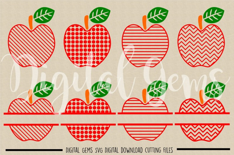 Free Apples Split Apple Svg Dxf Eps Png Files Crafter File Free Svg Fonts Cliparts
