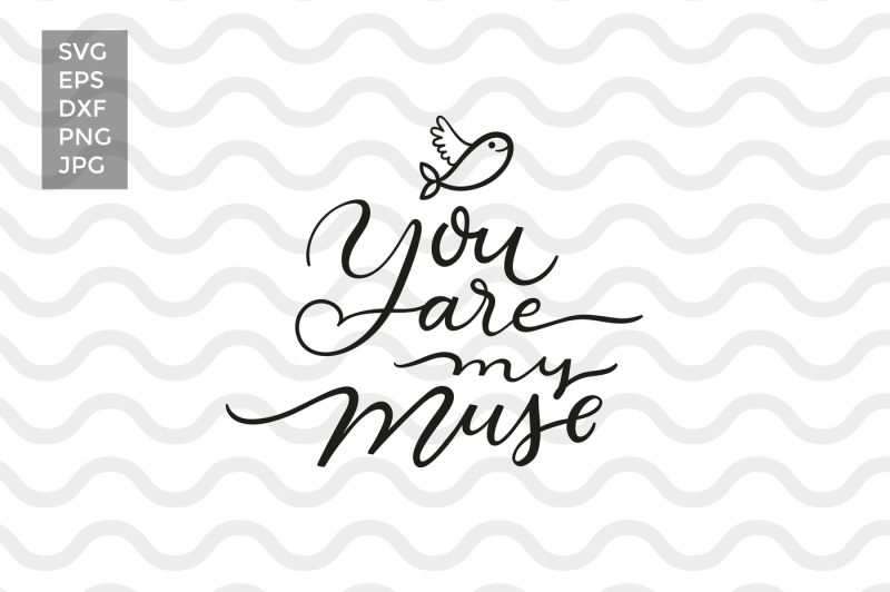 Free My Muse, vector cut files Crafter File - All Free Download SVG