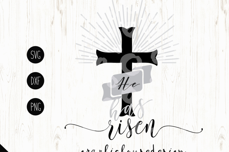 Free He Has Risen Easter Cutting File Crafter File Free Svg Files See All Svg Cut Files