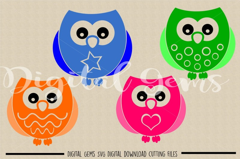 Owl Svg Dxf Eps Png Files Design Free Beach Svg Cut Files