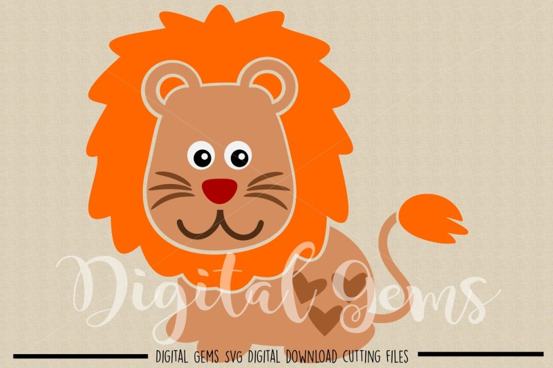 Free Lion SVG / DXF / EPS / PNG Files Crafter File - 3D SVG File Free