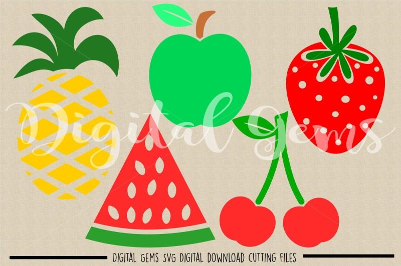 Fruit Svg Dxf Eps Png Files Design Free Cloud Icon Svg