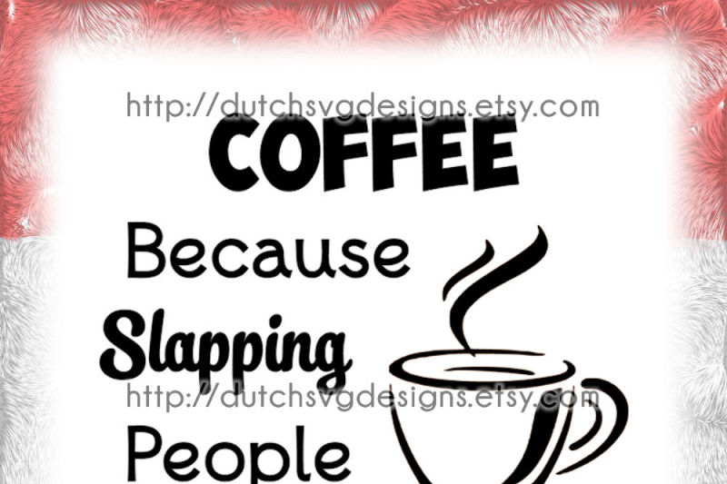 Text Cutting File Coffee In Jpg Png Svg Eps Dxf Cricut Svg