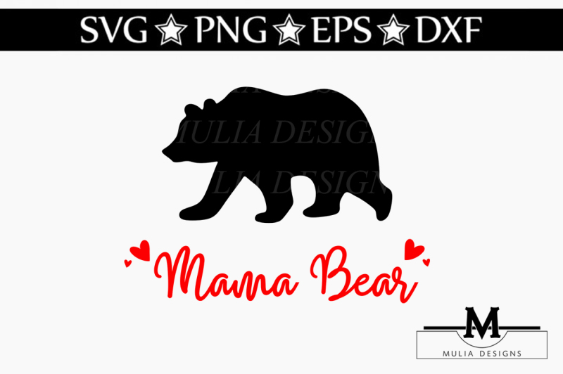 Free Mama Bear Svg Crafter File Free Vector Icons Font Face Generator Free Social Media Icons
