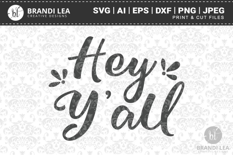 Free Hey Y All Svg Cutting Files Svg Svg Cut Files Graphic Free Download