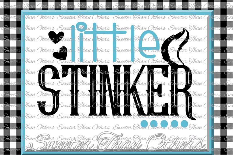 Baby Boy SVG, Little Stinker Svg, onesie cut file, boy svg ...
