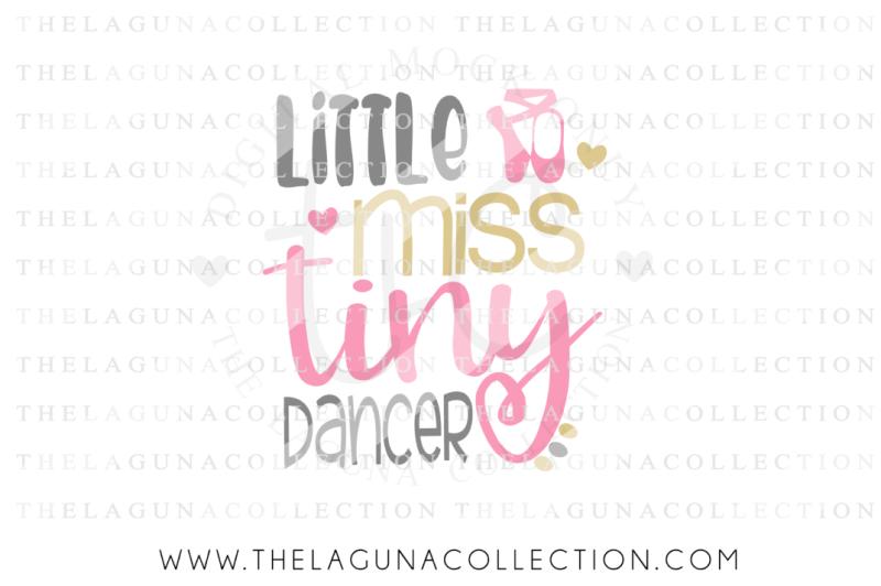 9c66dee5662ace Free Little Miss Tiny Dancer SVG