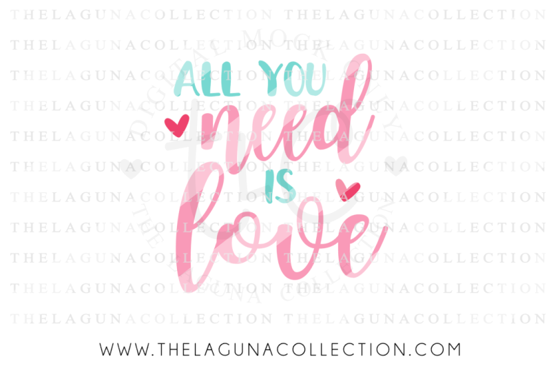 Free All You Need Is Love Svg Valentine Svg Love Svg Crafter File Free Vector Icon Packs Svg Psd Flaticon Patterns