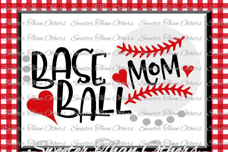 Free Baseball Mom Svg Lovehtv Tshirt Design Vinyl Svg And Dxf Files Electronic Cutting Machines Silhouette Cameo Cricut Instant Down Crafter File Free Download Svg Cut Files