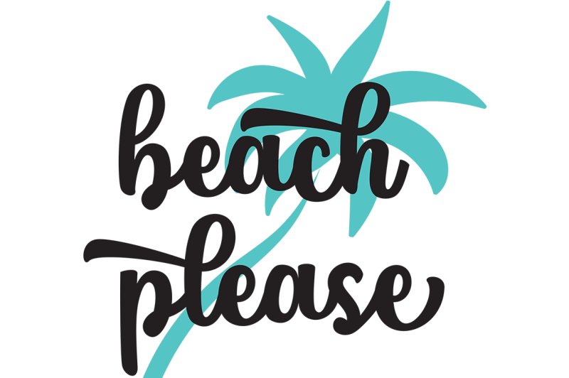 Download Free Beach Please SVG Crafter File - Download Free Beach ...