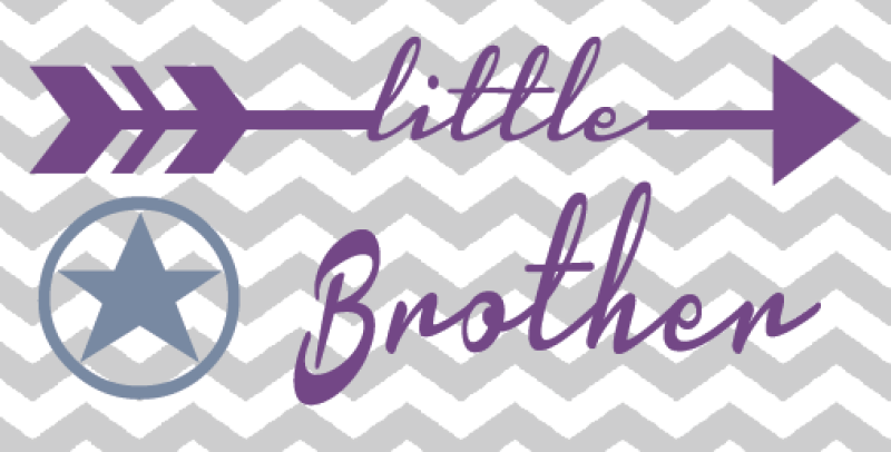 Little Brother Svg Dxf Png By Flippyflops Thehungryjpeg Com