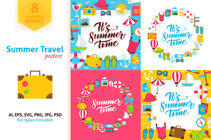 Free Summer Concepts Crafter File - Free Download SVG Cut Files