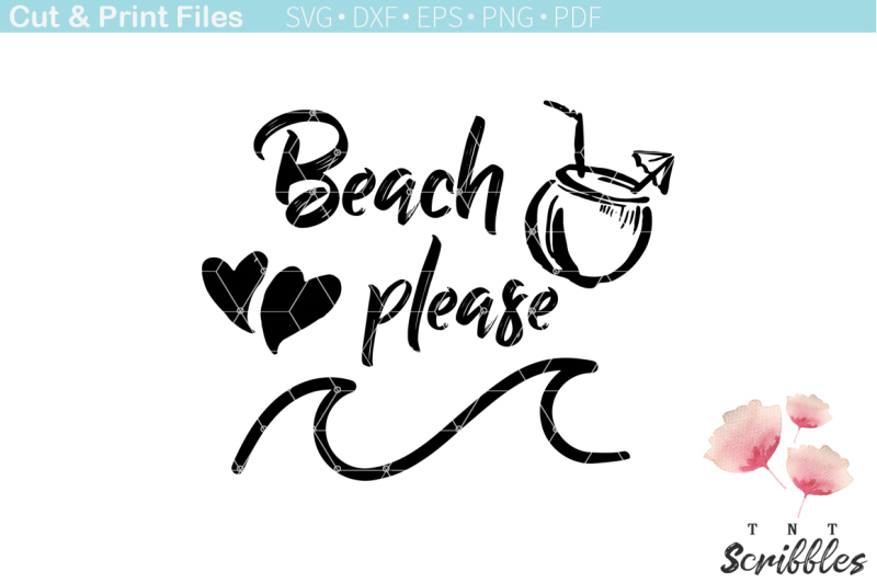 Free Beach Please Svg Svg Files Vector Free Download