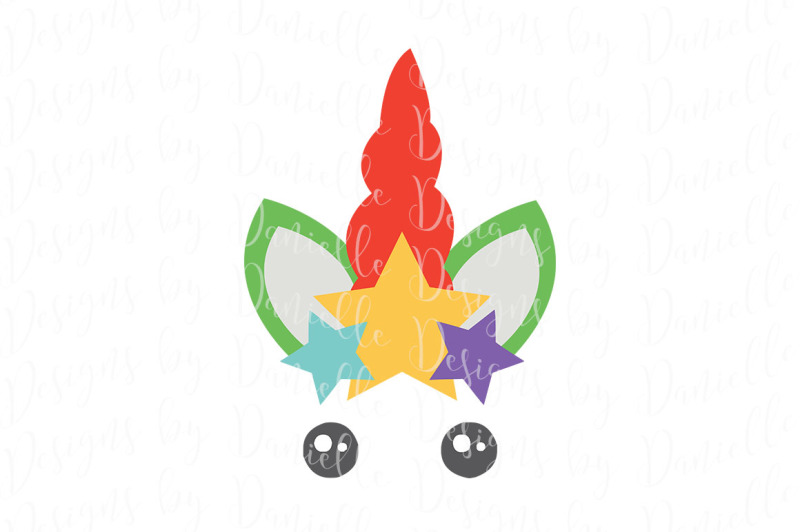 Boy Unicorn Svg Cutting File By Designs By Danielle