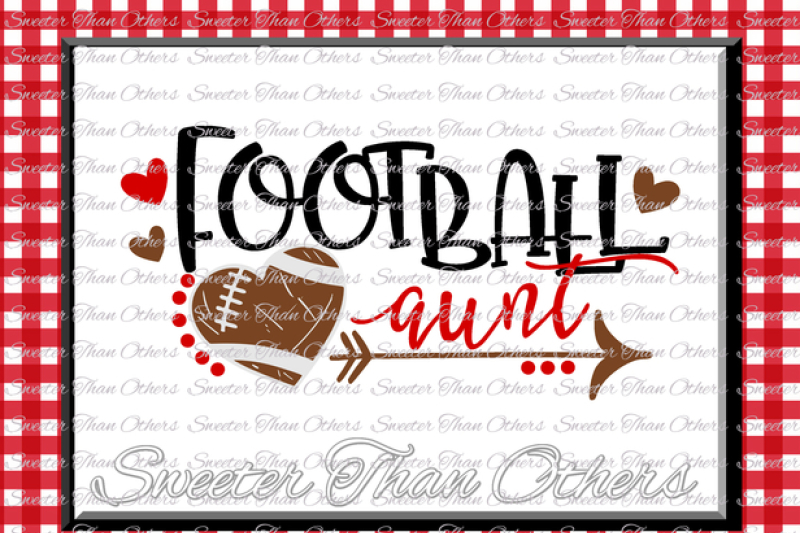 Football Svg Football Aunt Svg Distressed Football Pattern Vinyl Design Svg Dxf Silhouette Cameo Cricut Instant Download Football Design By Sweeter Than Others Thehungryjpeg Com