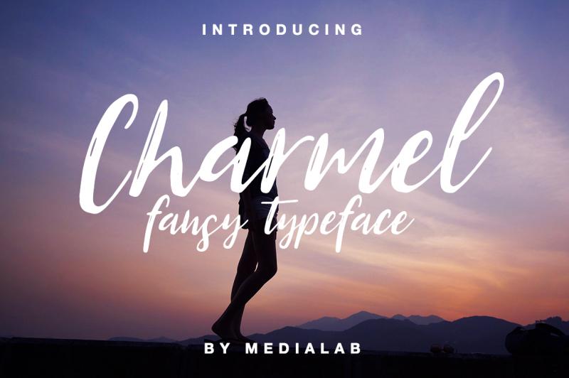 Charmel By Media Lab Thehungryjpeg Com