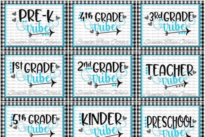 Download Free School Tribe Svg Bundle Teacher Tribe Svg First Day Of School Svg And Dxf Files Silhouette Studios Cameo Cricut Instant Download Scal Crafter File