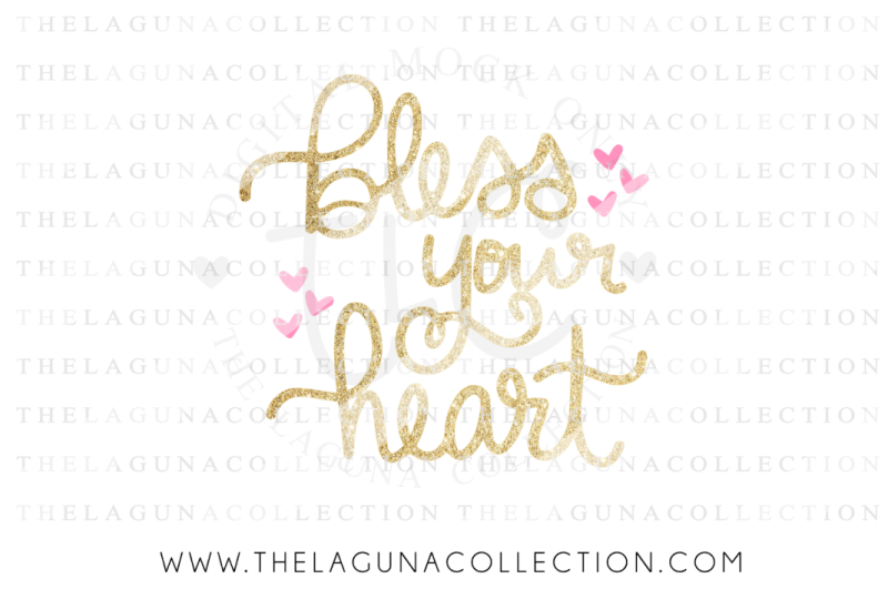 Download Free Bless Your Heart Svg Southern Svg Country Svg Crafter File