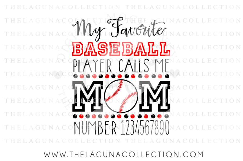 Free Favorite Baseball Player Calls Me Mom Svg Baseball Svg Sports Svg Baseball Mom Crafter File All Free Svg Cut Files For Cricut Silhouette