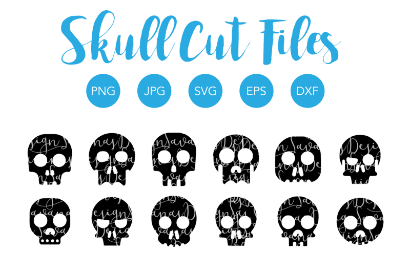 Skull SVG Scalable Vector Graphics Design - Free Disney SVG Cut