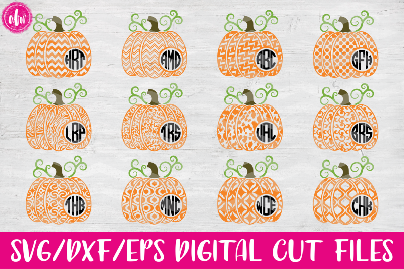 Download Free Halloween Pumpkins Svg Dxf Eps Cut File Crafter File