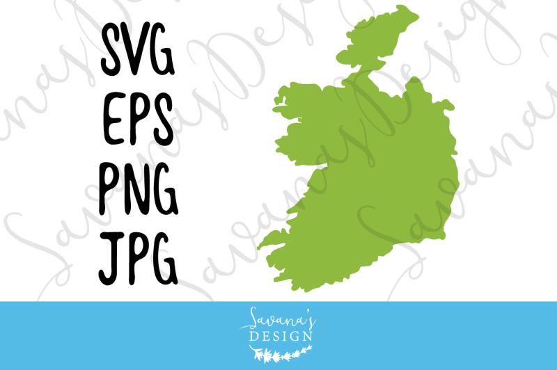 Country Map Of Ireland.Ireland Svg Irish Svg Map Svg Country Svg Map Of Ireland