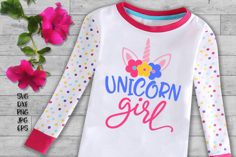 Unicorn Svg Unicorn Face Svg Unicorn Girl Svg Unicorn Iron On