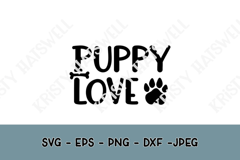Download Free Puppy Love Svg Crafter File