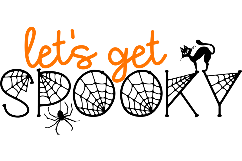 Free Let S Get Spooky Svg Crafter File Best Free Svg Cut Files