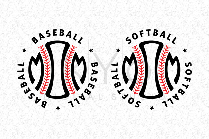 baseball svg files  baseball mom svg files for cricut explore and dxf files for silhouette cameo